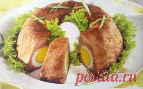 Рецепты блюд на Пасху | KaifZona.Ru