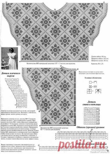 Мода и модель - вязание крючком. №9 2014 | Вязаные крючком аксессуары