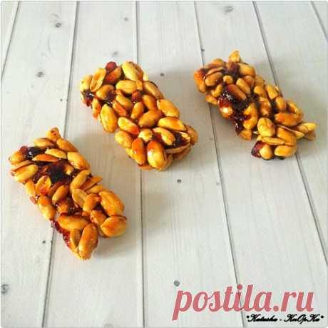 Клюквенные арахисовые козинаки: katusha_2109 — ЖЖ