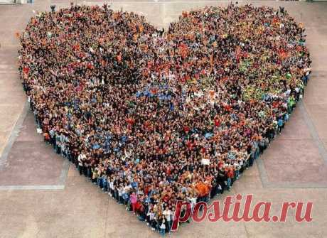Истинная, изначальная природа совершенно каждой человеческой души - Доброе Сердце.