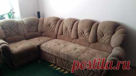 Продам угловой диван б/у: 3 900 грн. - Мебель для гостиной Черновцы на Olx