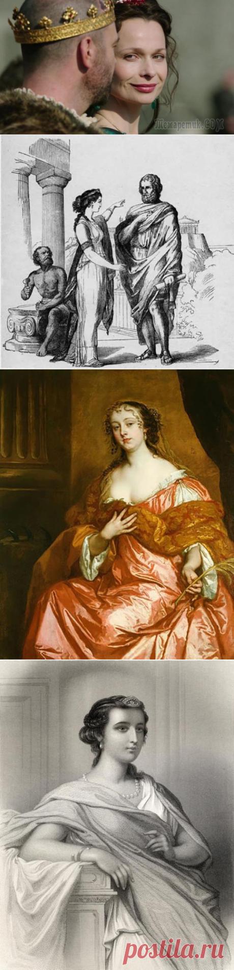 4 самые знаменитые любовницы, которые изменили историю