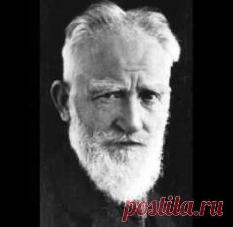 Сегодня 26 июля в 1856 году родился(ась) Бернард Шоу-ПИСАТЕЛЬ