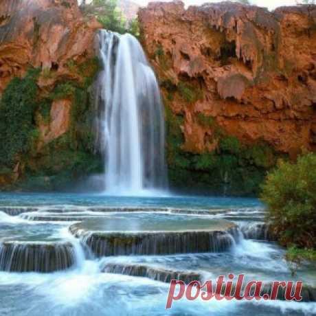 Very beautiful falls of the world