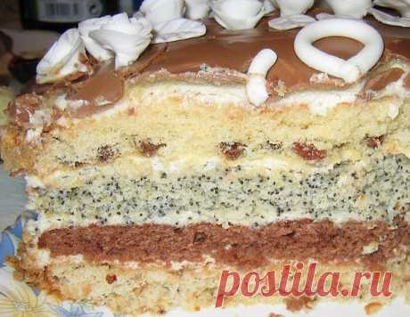 шеф-повар Одноклассники: Торт проще простого