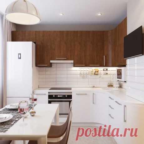 Дизайн Кухни 12 кв.м: 190+ (Фото) Новинок Интерьера