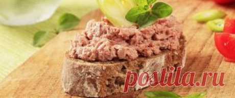 Beef liver paste – 5 recipes In house conditions turns out very tasty beef liver paste. The snack prepares about 1,5 hours. It can be given for a holiday.