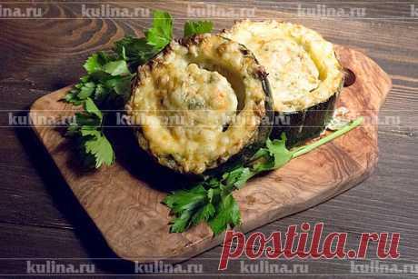 Шайбы из кабачков, фаршированные мясом – рецепт приготовления с фото от Kulina.Ru