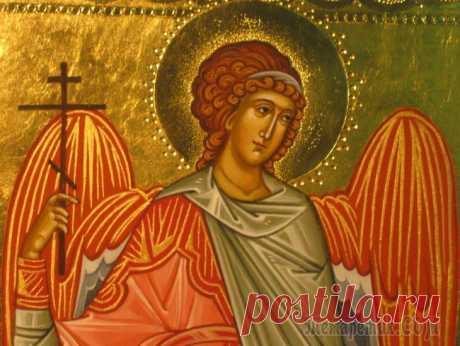 El ángel-custodio por la fecha del nacimiento en la ortodoxia
