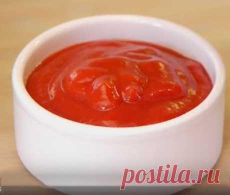 Как сделать дома самый вкусный кетчуп в мире: элементарный рецепт, который под силу каждому