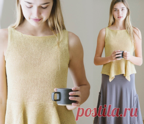 Beautiful summer top | STAY-AT-HOME
