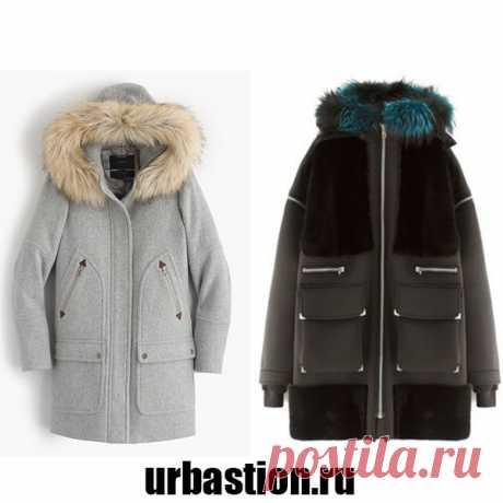 Женская зимняя парка: фото длинных и коротких теплых парок, с чем носить