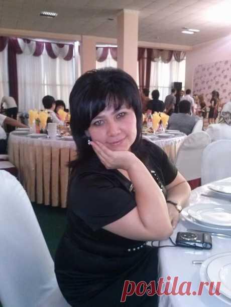 Альбина Шалбаева