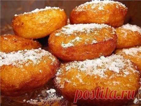 САМЫЕ ВКУСНЫЕ ПОНЧИКИ Это самые вкусные пончики… которые я ела! Уже 2 раза их делала — обалденные! Мягенькие , прямо воздушные, с хрустящей корочкой! Начинку можно любую класть, мне очень понравилось с инжировым …