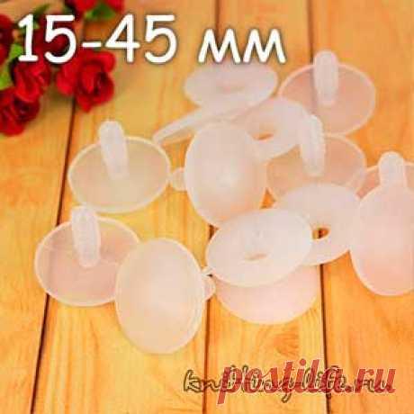 Пластиковые суставы (2 детали) - Крепления - Вязаная жизнь | игрушки. Крепления для игрушек. крепления для амигуруми. #платиковыесуставы(2детали) #пластиковыесуставы #суставыдляигрушек #суставыамигуруми #креплениядляигрушек #креплениядляамигуруми #крепежлапок #крепежручек #крепежножек #крепежголовы #вязание #вязанаяжизнь #игрушки #суставчики #суставчикиигрушек