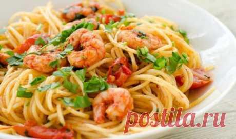 5 способов приготовить спагетти так, чтобы захотелось добавки