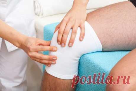 Эффективное лечение суставов с помощью соли за несколько дней