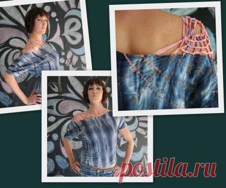 Рэйчел Райт и ее переделки одежды Модная одежда и дизайн интерьера своими руками
