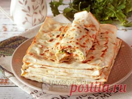 Чуду из лаваша с творогом и зеленью — рецепт с фото Чуду - изумительно вкусное дагестанское блюдо, которое можно приготовить из обычного лаваша.