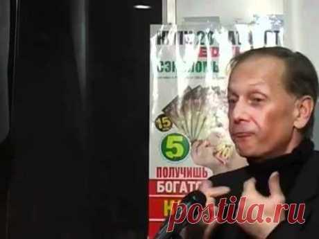 Закрытое выступление Михаила Задорного.