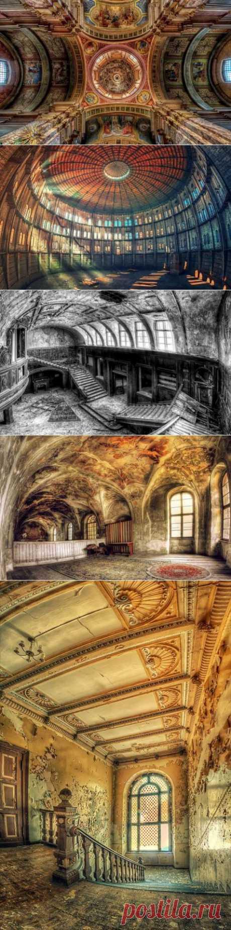 (+1) тема - Забытые архитектурные красоты Европы   Непутевые заметки
