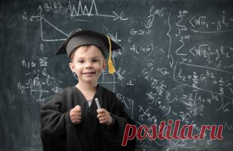 How to train your kid in mathematics? Improbable method of Doman