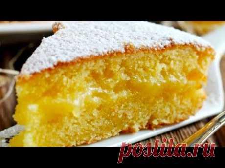 Самый любимый торт в Италии!Просто,легко и очень вкусно 👍