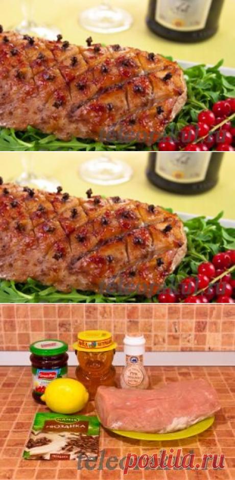 Свинина Праздничная - рецепты с фото