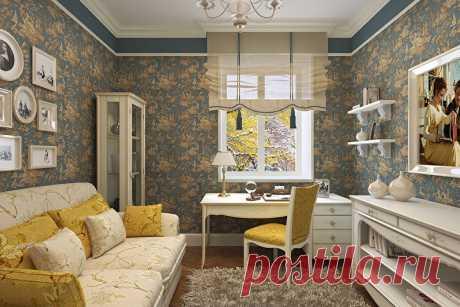 Las cortinas en el estilo provans: 75 foto-ideas para la cocina, el dormitorio, la sala, infantil