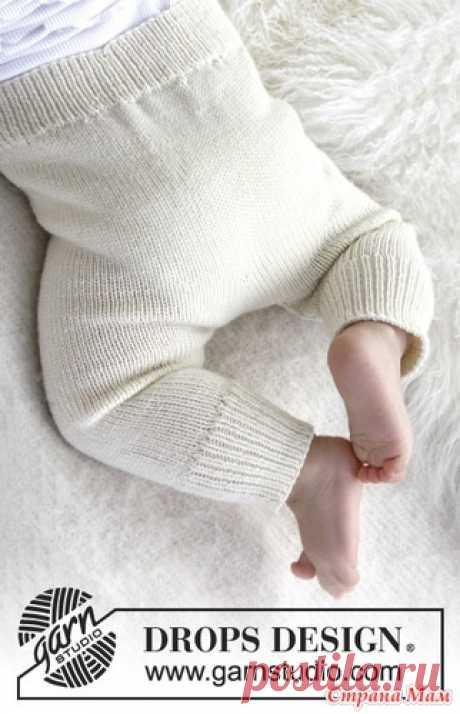 Техника вязания штанишек. Кто поможет? - Вязание для детей - Страна Мам