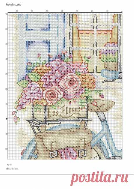 Gallery.ru / Фото #29 - Cross Stitch Gold 108 - tymannost