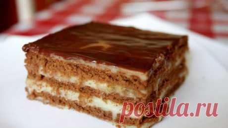 Рецепт вкусного тортика без выпечки за 25 минут - Вкусные рецепты - медиаплатформа МирТесен