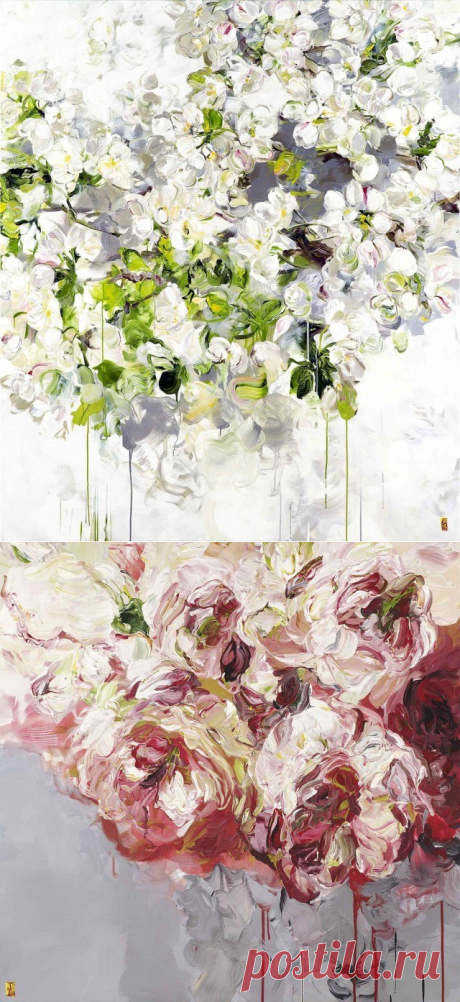 Живописные цветы Бобби Бургерс | Красиво!