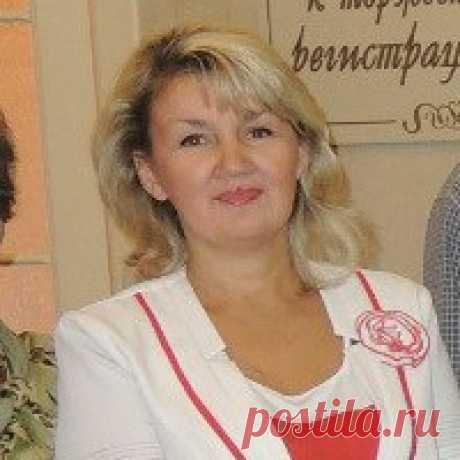 Марина Жолобова
