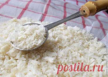 Приготовление сухарей панко / Рецепты с фото