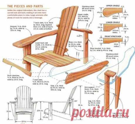 Teds Woodworking® - 16 000 планов и проектов по деревообработке с видео - столярные работы на заказ