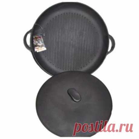 КупитьСковорода-гриль Ситон ЧГ2640 26 см с крышкойпо выгодной цене на Яндекс.Маркете