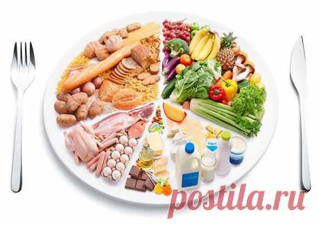 Принципы раздельного питания о которых следует знать!
