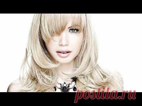 Стрижка каскад / Красивая стрижка на длинные волосы и средние волосы