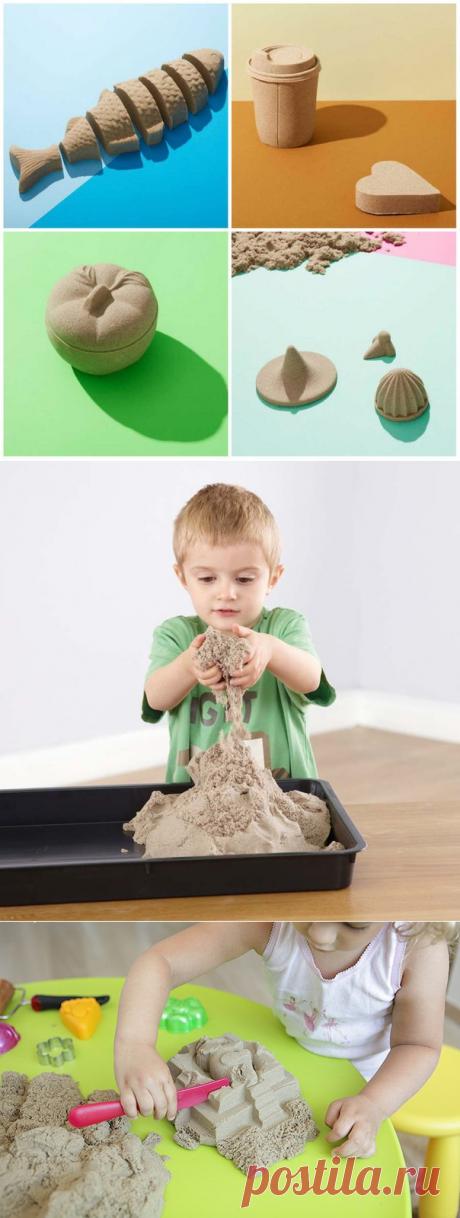 Чудо - песок для детей