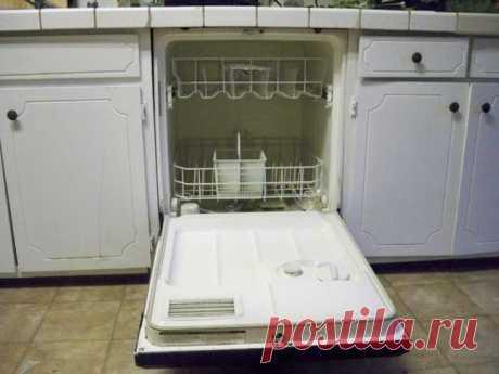 Можно ли приготовить рыбу в посудомоечной машине (8 фото) . Тут забавно !!!