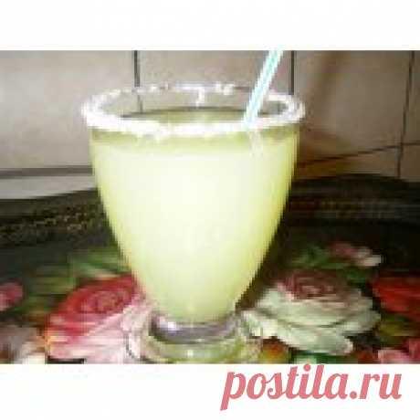 """Лимонный напиток """"Турецкий лимонад"""" Кулинарный рецепт"""