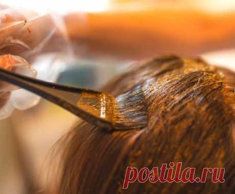 Красим волосы хной: 9 важных вопросов :: Домашний уход :: JV.RU