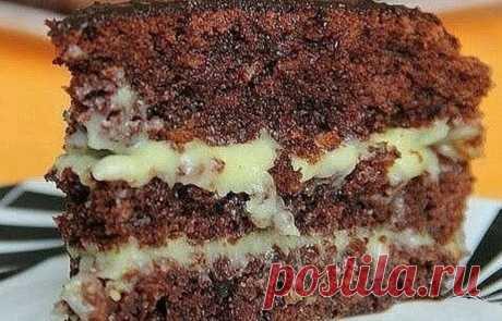 """Cумасшедший пирог (торт) """"Crazy Cake"""" Невероятно вкусный"""