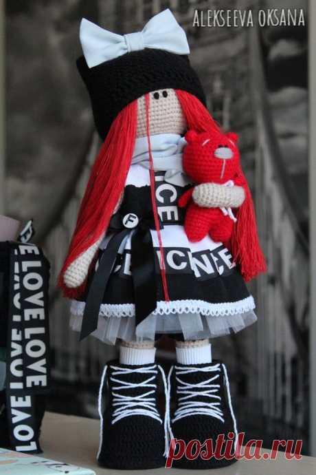ALEKSEEVA OKSANA @ куклы ручной работы @