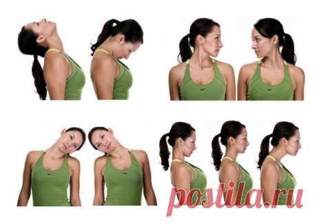 5 упражнений против остеохондроза | Вязальный роман | Яндекс Дзен
