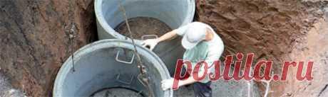 Обустройство канализации на даче, советы — 6 соток
