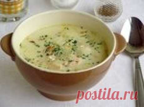 ТОП-5 самых вкусных густых супов!
