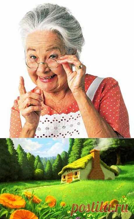 Бабушкины советы | ВСЕГДА В ФОРМЕ!