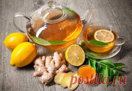 Согревающий имбирный напиток — Sloosh – кулинарные рецепты